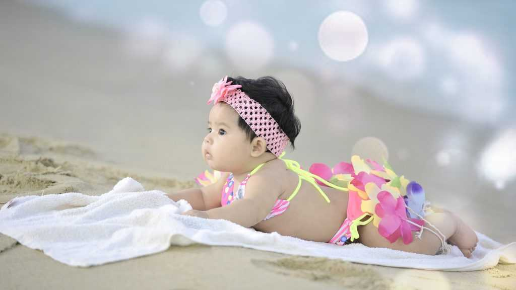 infant baby sunscreen