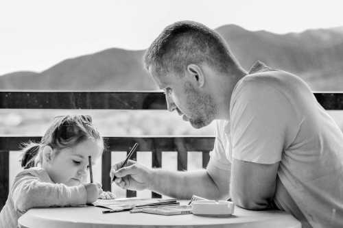 characteristics of a good father